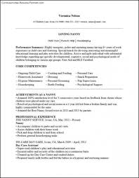 best nanny resumes free download free nanny resume templates free samples examples