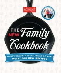 Country Test Kitchen Recipes The Americas Test Kitchen New Family Cookbook All New Edition