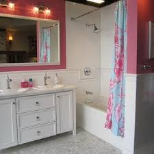 Unique Blue And Pink Bathroom Designs T To Design