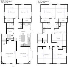 home design modern floor plan layout and 3d