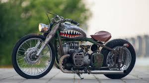 custom chopper motorcycle hd wallpaper picsnook