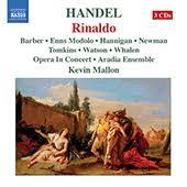 「1711 Rinaldo by händel」の画像検索結果
