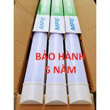 Bộ 3 4 đèn Led bán nguyệt MPE 36W 1m2 1,2m chính hãng ánh sáng trắng giá  cạnh tranh