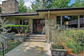 mid century modern front porch. 1 Front Mid Century Modern Porch G