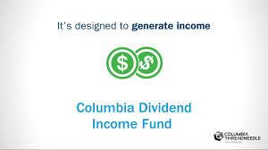 columbia strategic income fund fact sheet lbsax columbia dividend income fund columbia threadneedle