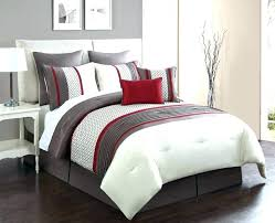 black white and red comforter red and black comforter sets dark red comforter set and white
