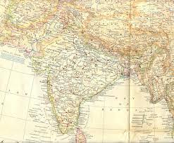 natgeog1951max jpg India Map Before 1600 India Map Before 1600 #40 india map before 1600
