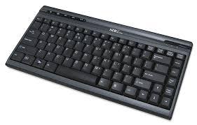 amazon com siig usb 1 1 mini multimedia keyboard jk us0312 s1 view larger
