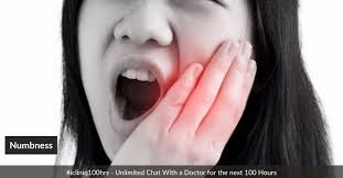 can tooth infection cause tingling and