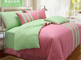 pink and green queen comforter sets duvet covers king size regarding inspire rinceweb com 19