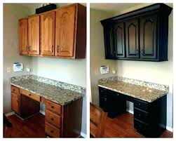 amazing painting vs staining can you paint over stain painted vs stained kitchen cabinets painted vs