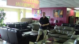Leather Furniture Ashley Furniture No Credit Check Financing Tampa