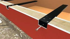 granite countertop overhang support requirements