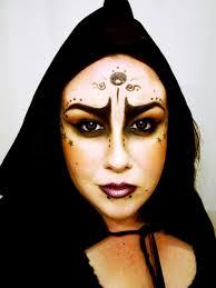 witch face makeup ideas