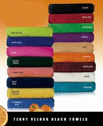ultra soft oversize beach towels on