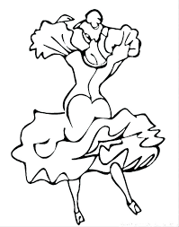 Ballerina Coloring Pagebypaige Co