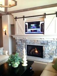 fireplace mantel ideas with tv above on fireplace mantel best above fireplace ideas on above mantle