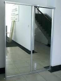mirrored closet doors at home depot mirror sliding closet doors superb home depot closet doors sliding