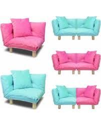 kid lounge furniture. Exellent Furniture Kid Sofa Children Furniture Floor Chair Lounge Cushion W 1 Pair  Pink Inside 7
