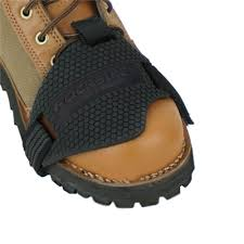 motorcycle shifter shoe protector riding jpg