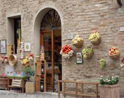 Italian Photography Travel, Market Print, Italy Art for Kitchen Print,  Tuscan Kitchen Decor