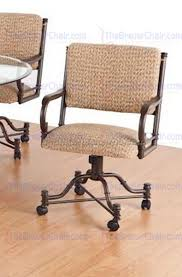 dining chairs on wheels. Interior:Dining Chairs On Wheels Casual Homeng Chair Casters Modern Conference Astonishing Dining