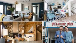 Property Brothers Battle to Do the Best Beach House Renovation