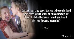 The Notebook Quotes Extraordinary 48 The Notebook Quotes That Will Make You Fall In Love DailyHum News