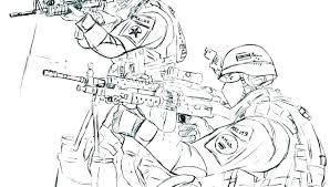 Coloring Pages Soldiers Predragterziccom
