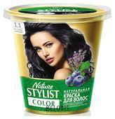 <b>Краска для волос Фитокосметик</b>, цвет тон 1.1 иссиня-черный, код ...