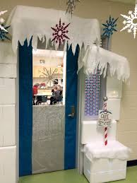 winter wonderland classroom door decorating ideas. Winter Wonderland Classroom Door Decoration. I Had Many Styrofoam Coolers. Used A Styro-cutter To Cut Through And Make Igloo Pieces. Decorating Ideas D