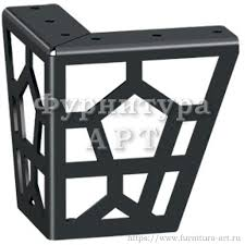 <b>Ножка</b> для мебели декоративная Тоскана H.100, 100*100*<b>100 мм</b> ...