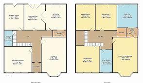 semi detached bungalow house plans unique 2 bedroom bungalow floor plans uk best semi detached house