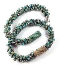 Seed Bead Patterns Simple Marion Jewels In Fiber News And Such Peyote Stitch Beaded Sleeves