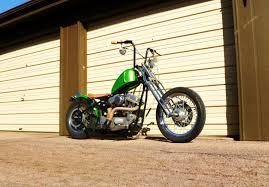 my bobber lil bob 1200 harley sportster paughco frame custom
