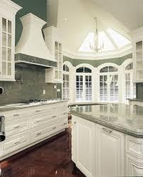 Kitchen With Dark Floors Kitchen Backsplash White Cabinets Dark Floors Pontifus