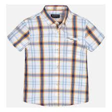 <b>Рубашка MAYORAL</b> 6148/31 для <b>мальчика</b>, цвет мультиколор ...