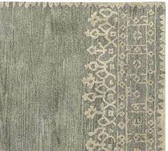 pottery barn rugs pottery barn rug gray wool 5 x 8 new authentic make me cleaning pottery barn rugs