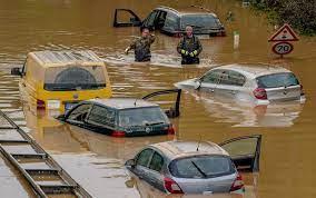 الحكومة الألمانية تُجهز أكثر من 300 مليون يورو للإغاثة الفورية من الفيضانات  | آخر الأخبار