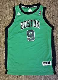 Nba Swingman Size Chart Details About Nwt Adidas Swingman Nba Jersey Boston Celtics Rajon Rondo Green Youth S M L