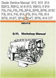 details about deutz engine service manual deutz workshop details about deutz 912 913 914 f2l912 f3l912 bf 4l 913 f4l913 fl 913 service manual pdf