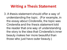 thesis statement generator for compare and contrast essay science  an example of a thesis statement in an essay reflectionpointeinfo an example of a thesis statement