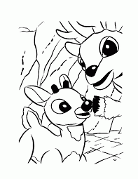 Reindeer Head Coloring Pages Coloring Home Reindeer Head Coloring