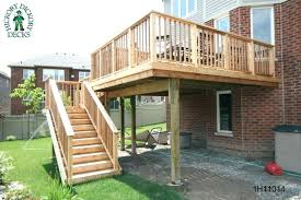 free deck plans freestanding high single level with a privacy screen standing design free deck plans