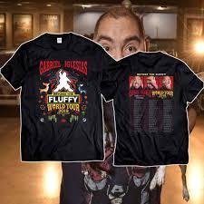 Gabriel Fluffy Iglesias Tour 2018 Comedian T Shirt S M L Xl