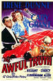 Cary Grant and Ralph Bellamy appear in His Girl Friday and The Awful Truth.