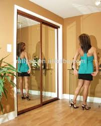 sliding closet door frame wood framed mirrored sliding closet doors images frameless sliding mirror closet doors sliding closet door frame kit