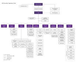 Organization Chart Scbs