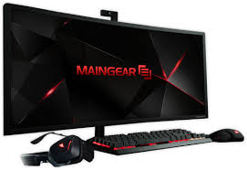 The Ultimate All In One Gaming Experience and the worlds first AIO PC featuring 8 core Intel extreme edition, 18 Xeon processors. MAINGEAR   Alpha 34