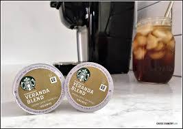 veranda blend blonde roast keurig k cup coffee pods